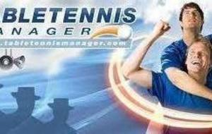 Le Jeu : Table Tennis Manager