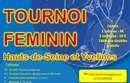 Horaires du Tournoi Féminin 78/92